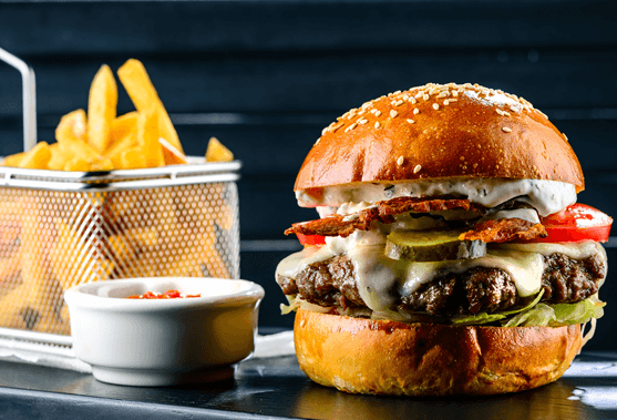 commander burger en ligne à  chessy 77700